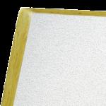 Painéis em Lã de Vidro com Filme Branco
