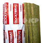 Painéis em Lã de Rocha com densidade de 48 kg/m³